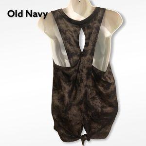 OLD NAVY ACTIVE• Custom Tie Dye Tank